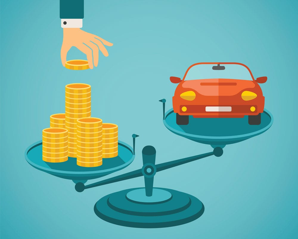 used car warranty cost