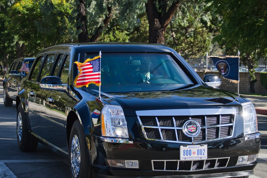 presidential car the beast