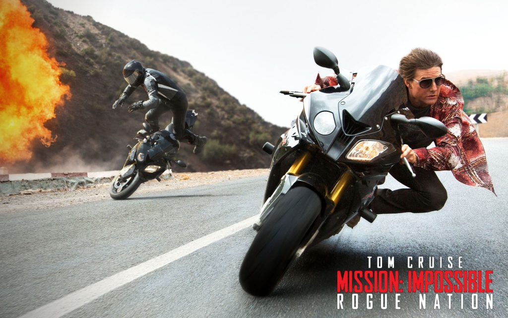 """Mission: Impossible - Rogue Nation."" Courtesy of Paramount Pictures."