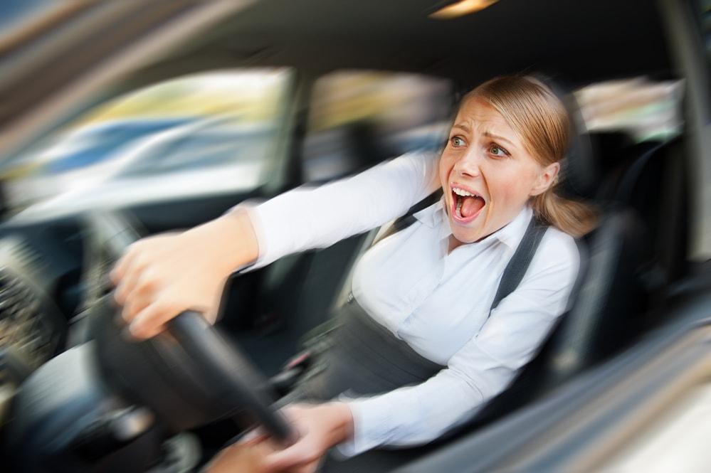 handling fast car
