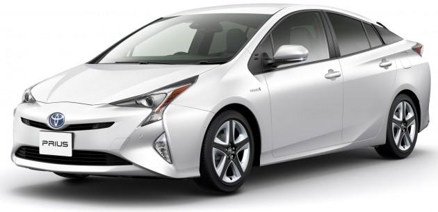 2016 Toyota Prius - world premiere