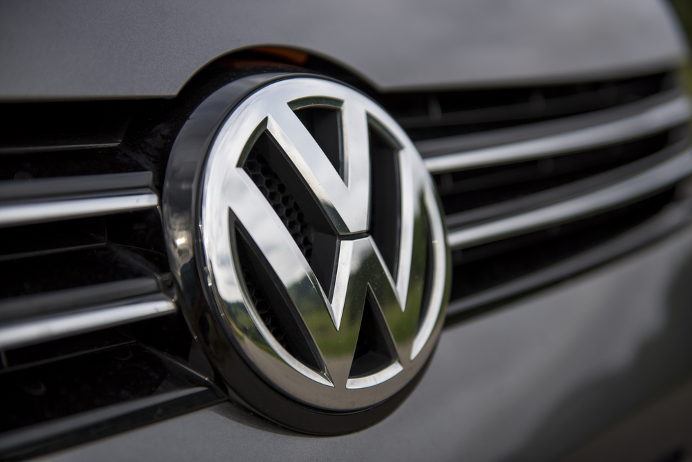 Volkswagen VW cheating in tests for pollution and emissions of its diesel motor in the us