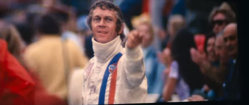 documentary on icon steve mcqueen the man le mans. Black Bedroom Furniture Sets. Home Design Ideas