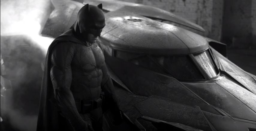 Batman v Superman Dawn of Justice, Batmobile, 2016, Ben Affleck, Batman