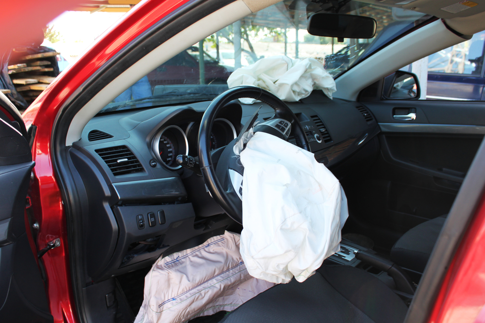 Airbags safety