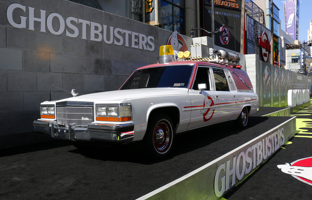 'Ghostbusters' World Premiere