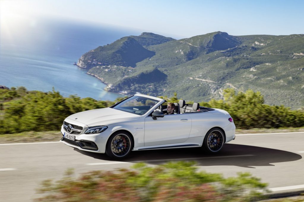 Executive_Express_ 2017_Mercedes-Benz_SL_Class