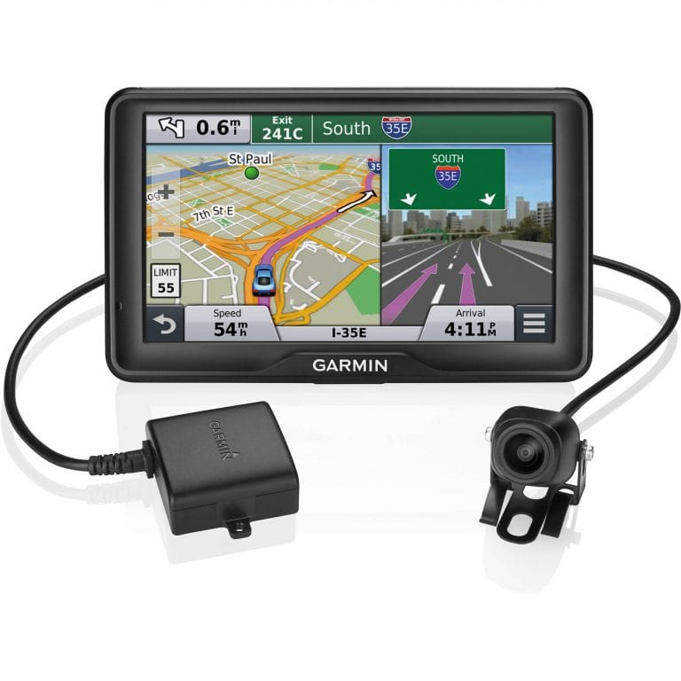 Garmin Nuvi Backup Camera