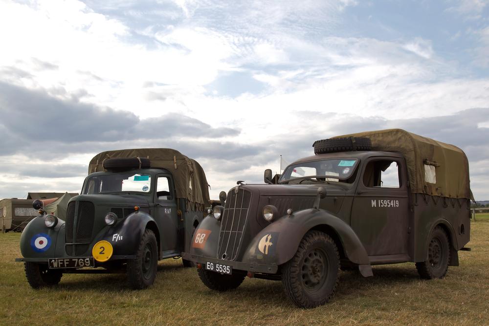 military_van