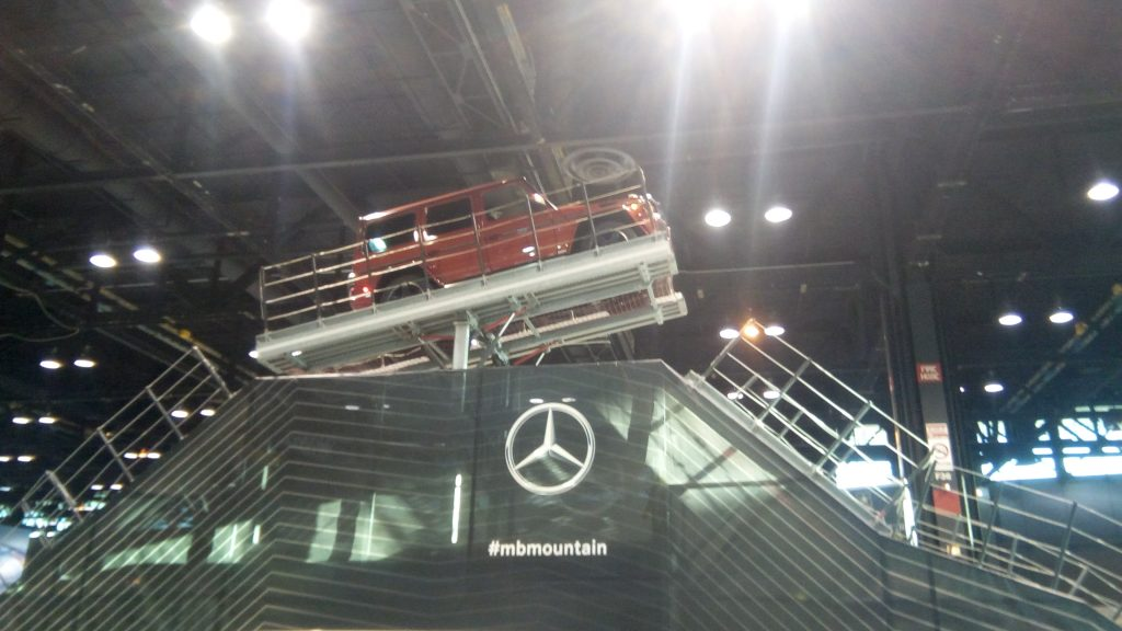 mercedes-mountain