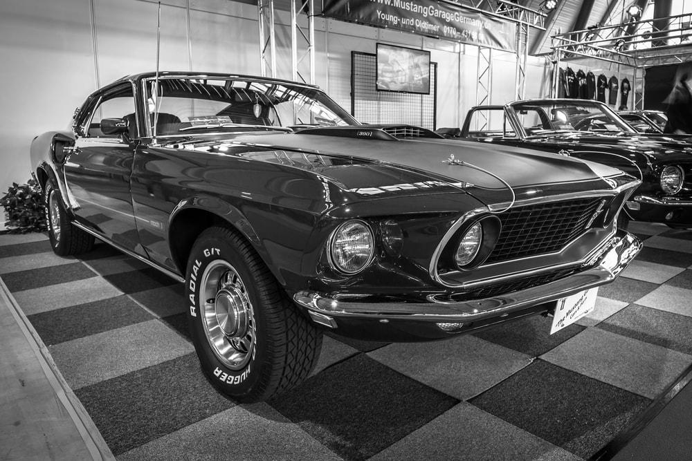 Mustang John Wick