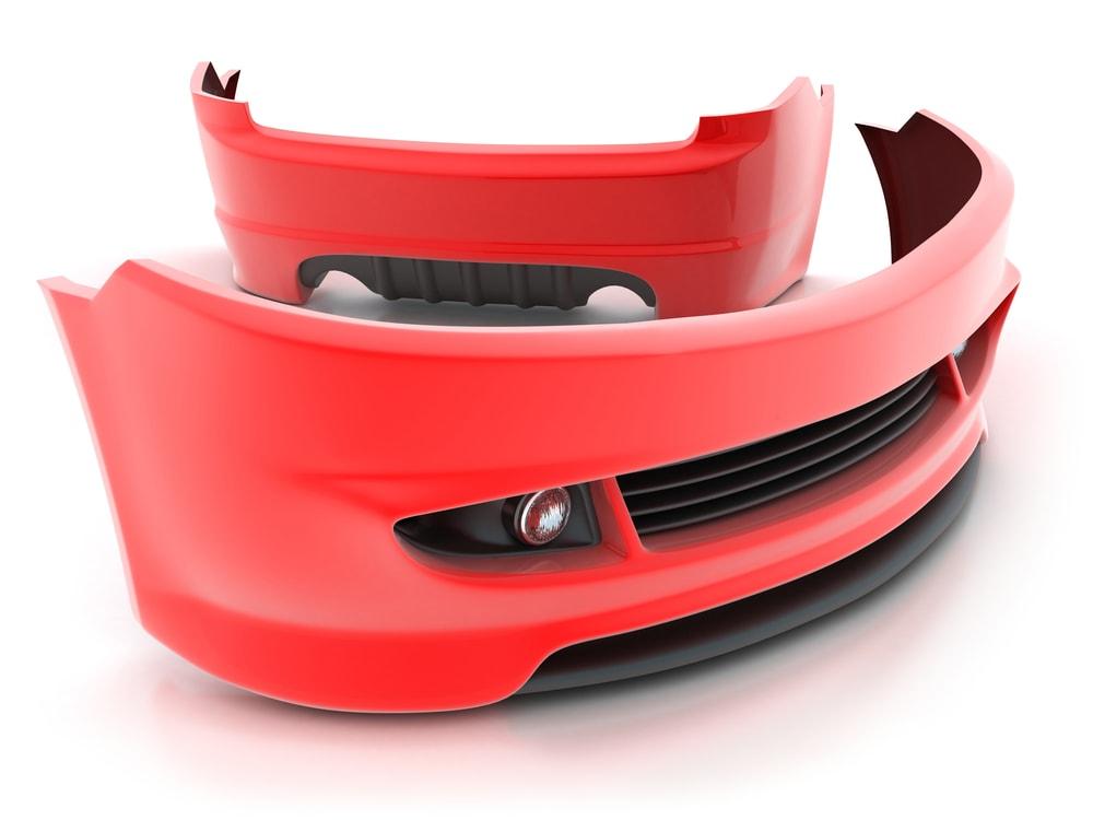 sports car bumper
