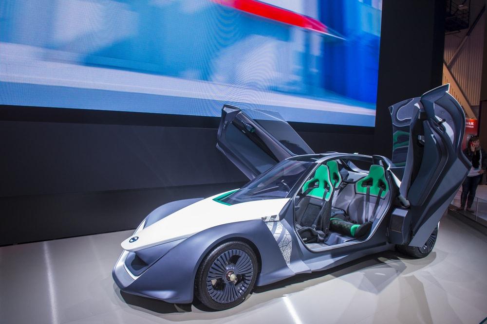 nissan concept zero emissions