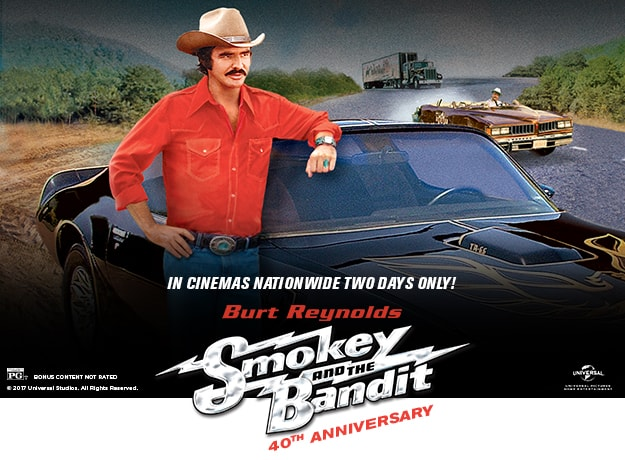 smokey and the bandit banner