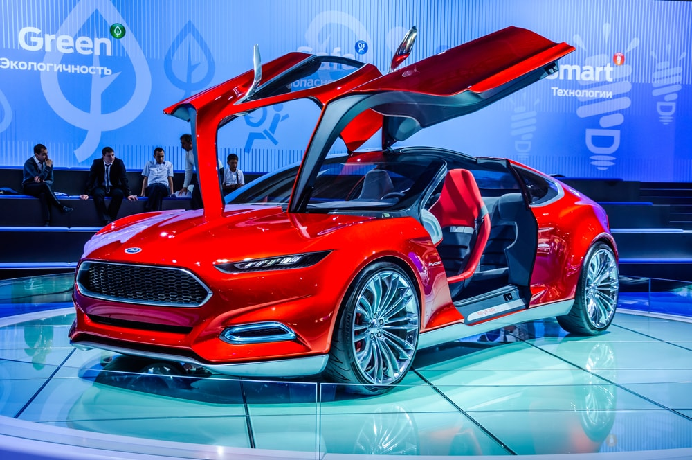 ford mobility concept