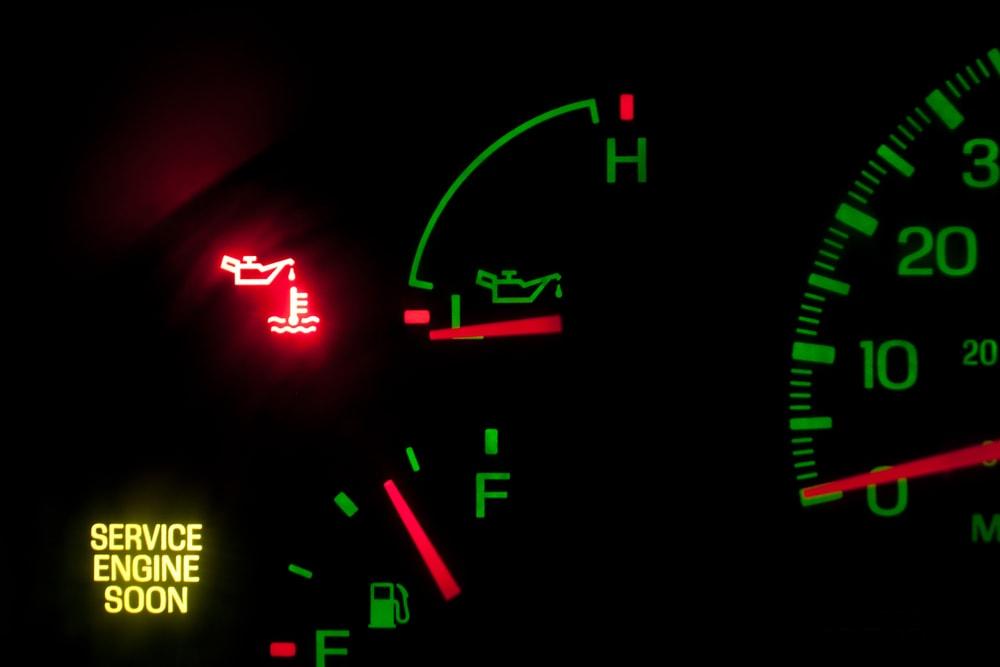 no oil pressure