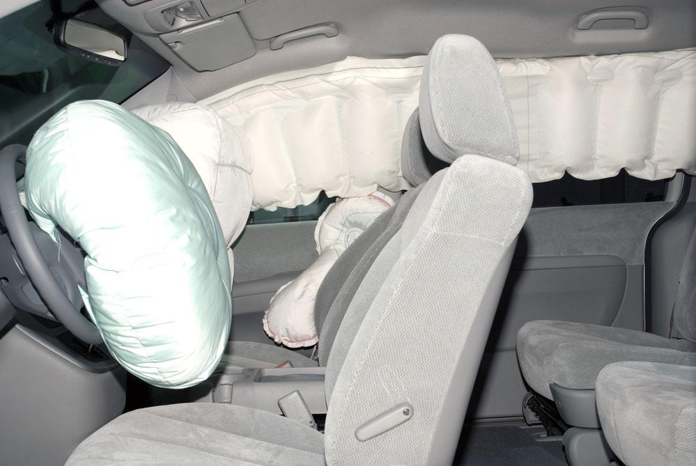 takata airbag testing