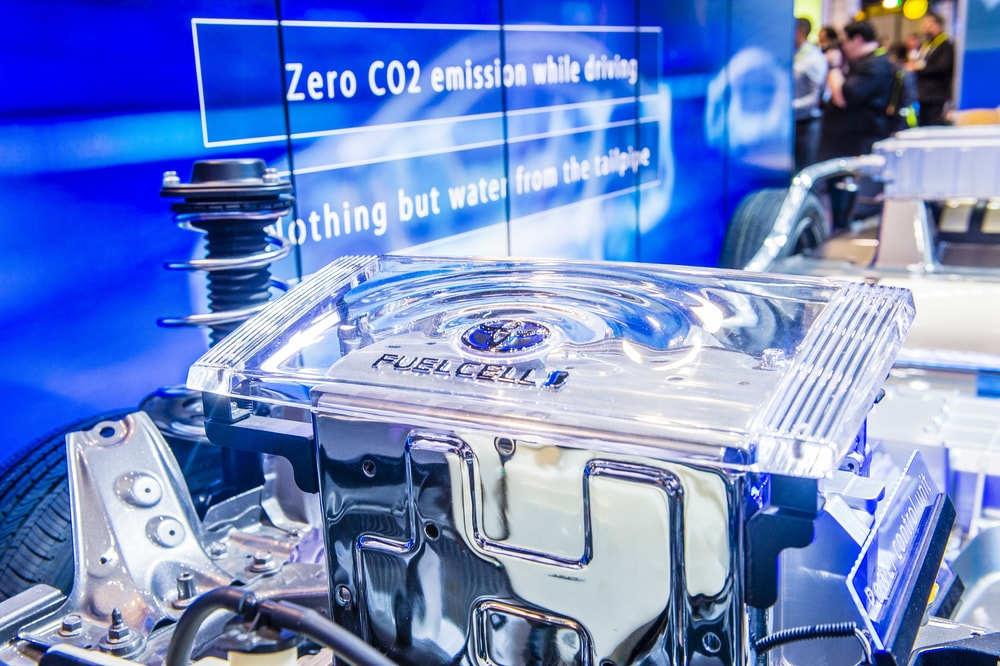 next generation hydrogen fuel cell