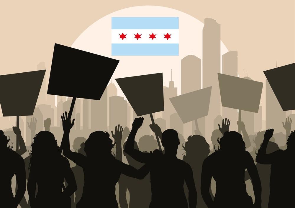 chicagoland labor strike