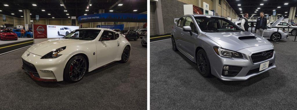 Nissan 370Z Nismo vs Subaru WRX STI: Which Reigns Supreme?