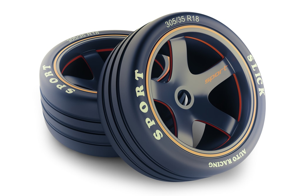 classic racing tires