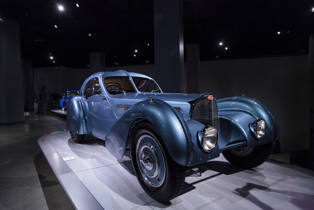 1937 Bugatti Type 57 atlantic