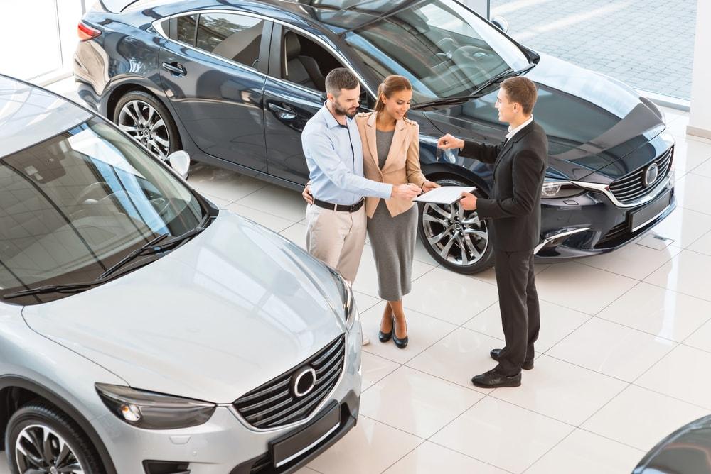buying a recalled car