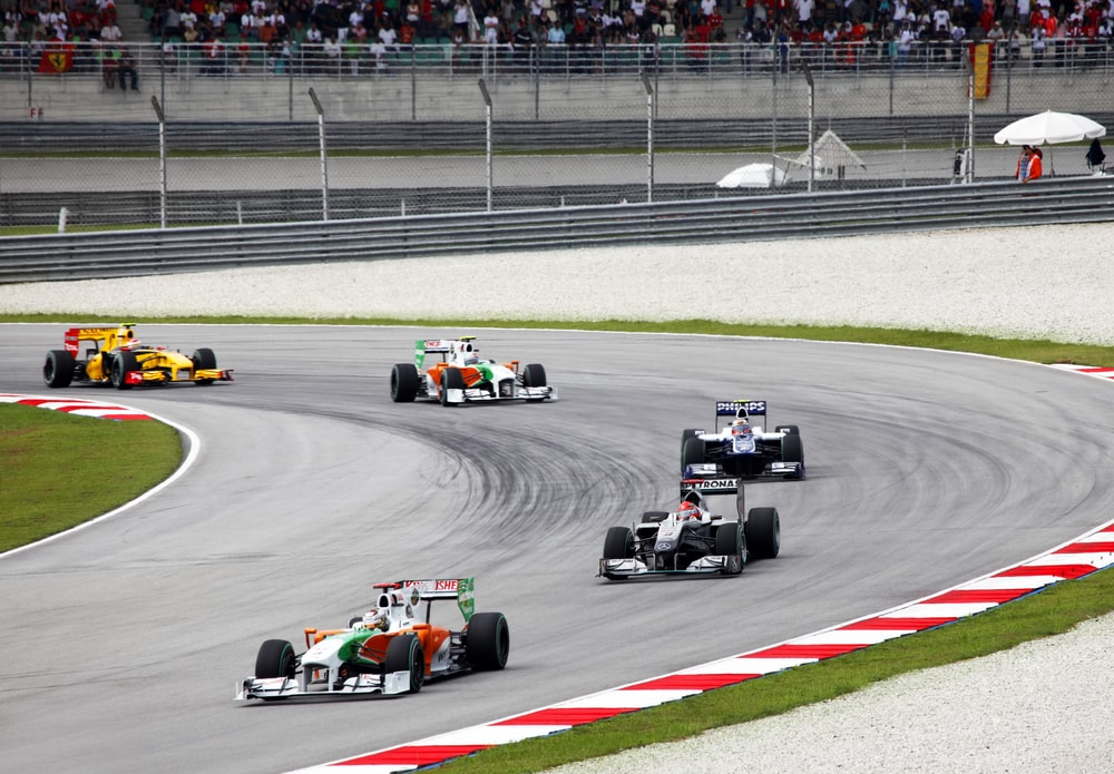 formula one grand prix sepang