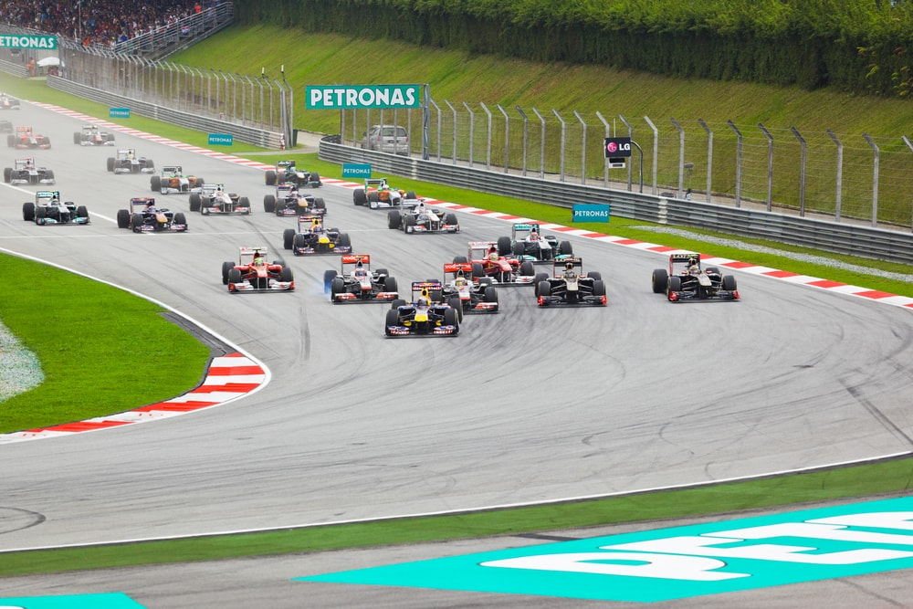 formula one grand prix race