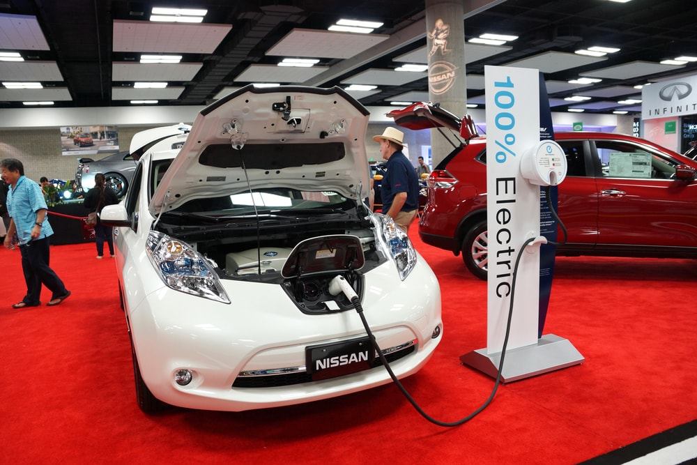 electric car dealer