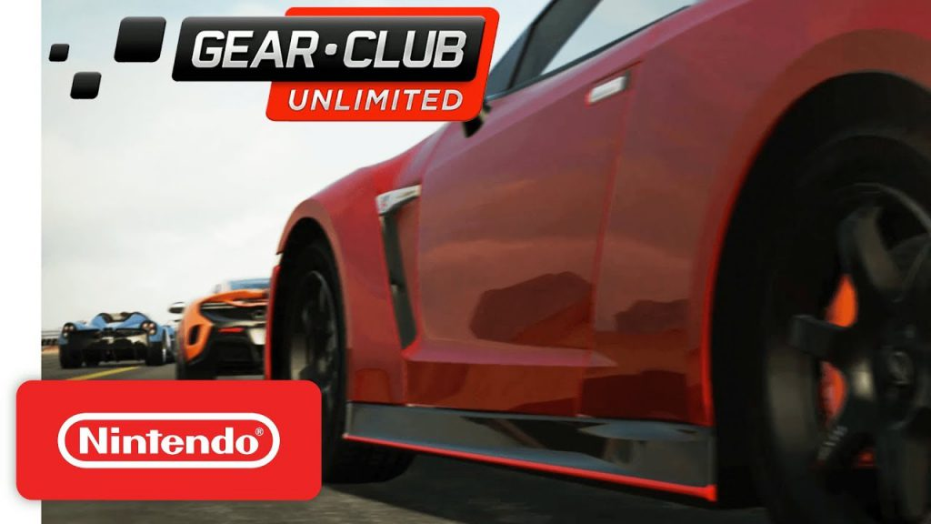 gear club unlimited banner