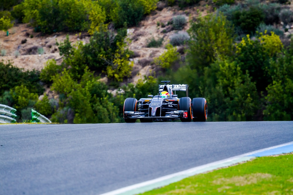 sauber racing